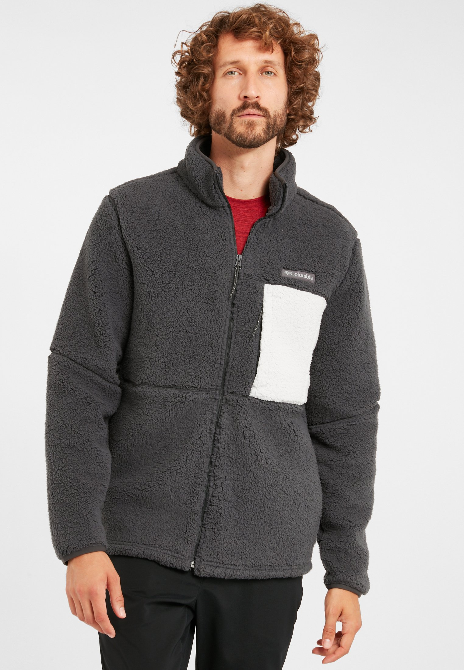 Uomo Tough Hiker™ II Hooded Fleece - Giacca in pile