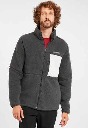 Tough Hiker™ II Hooded Fleece - Fleecejas - shark