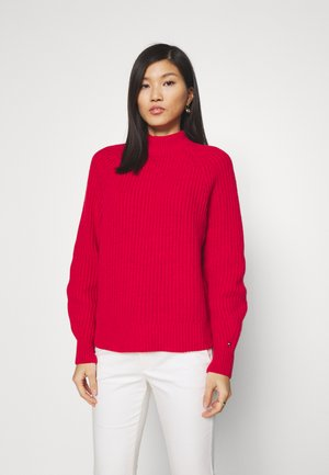 MOCK - Jumper - cornell red