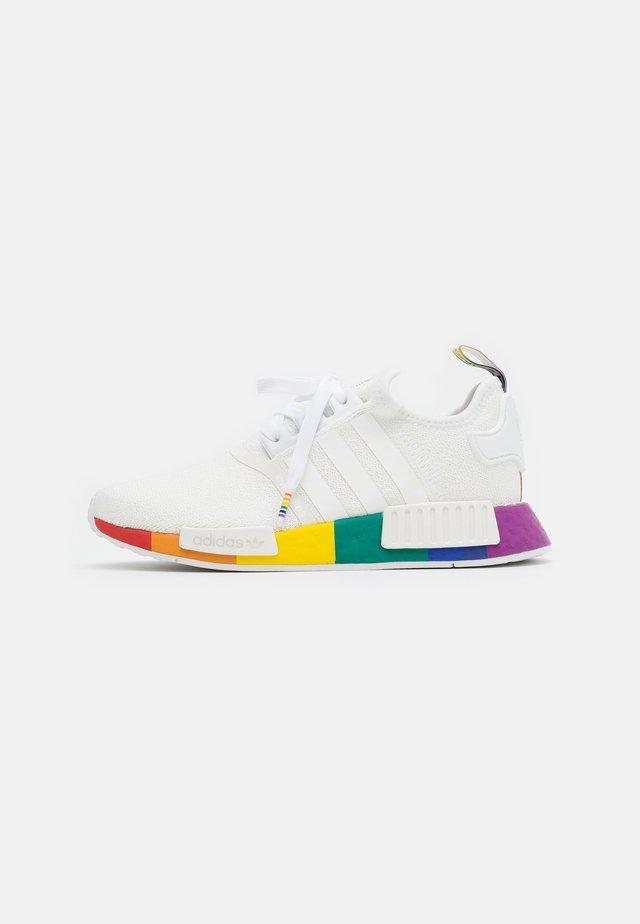 NMD_R1 PRIDE - Sneaker low - footwear white