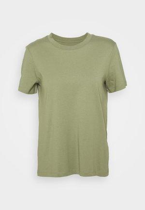 CORE - Basic T-shirt - light khaki