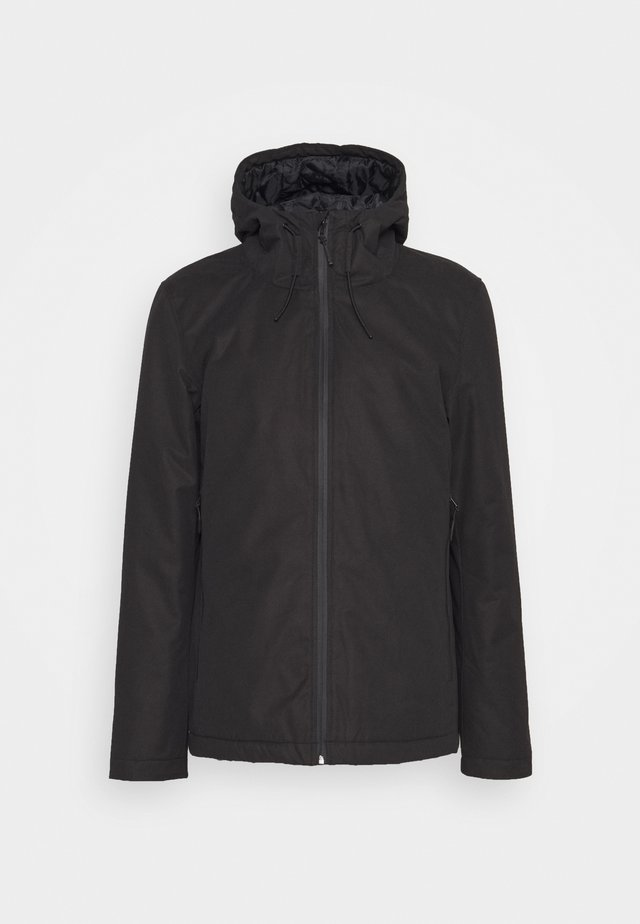 PADDED WINDBREAKER - Veste mi-saison - black