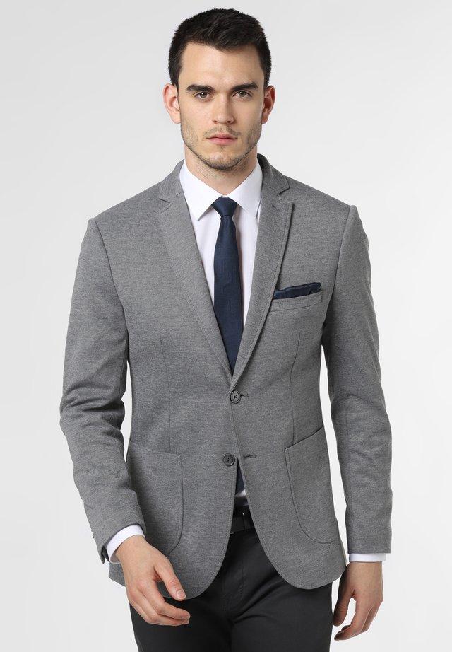 SAKKO JIMMY - Blazer jacket - grau