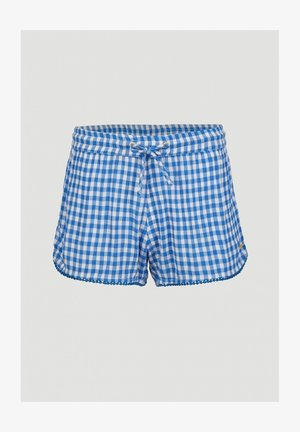 Shorts - blue with white