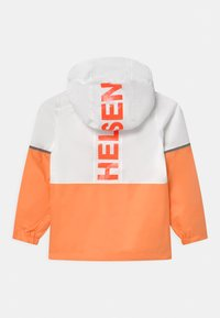 Helly Hansen - PURSUIT UNISEX - Waterproof jacket - melon - 1