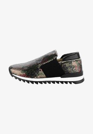 MAGNASCO - Nazouvací boty - bordeaux
