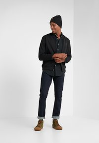 Polo Ralph Lauren - OXFORD SLIM FIT - Skjorter - black - 1