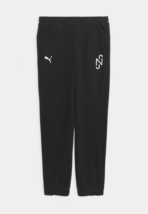 NEYMAR JR. TRACK PANT UNISEX - Tracksuit bottoms - black