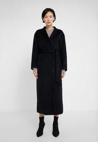 Filippa K - ALEXA COAT - Classic coat - black - 0