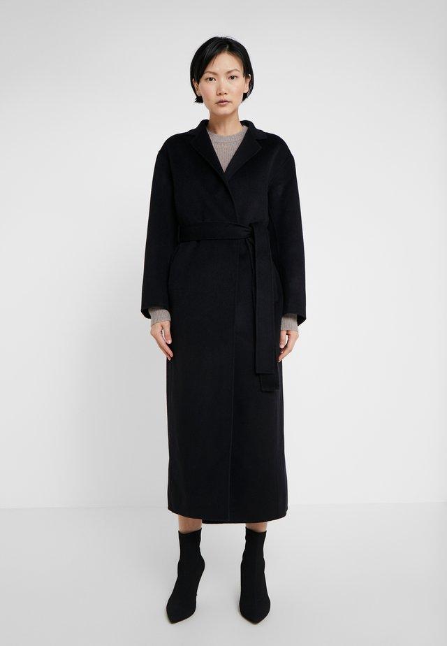 ALEXA COAT - Classic coat - black
