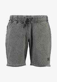 Key Largo - Shorts - asphalt grey - 0