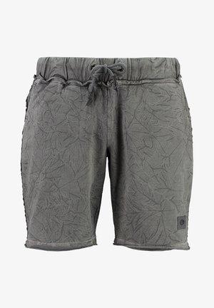 Shorts - asphalt grey