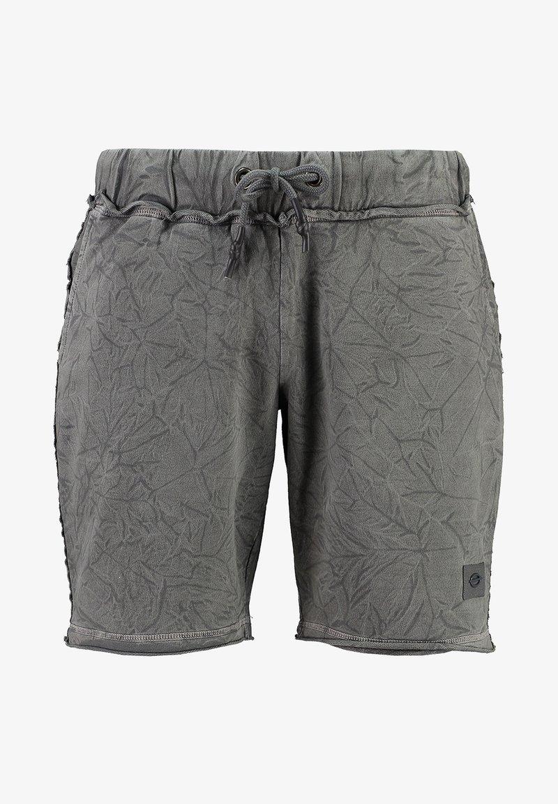 Key Largo - Shorts - asphalt grey