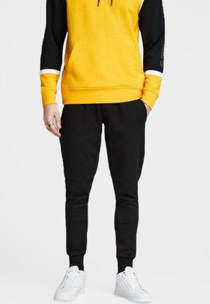 JJIWILL JJCLEAN PANTS - Jogginghose - black