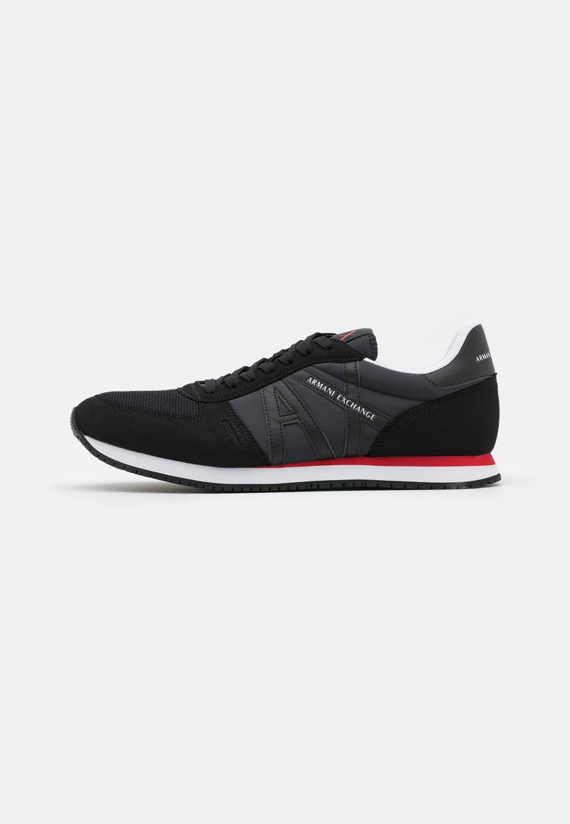 Armani Exchange - Sneakers basse - full black