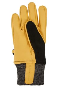 Black Diamond - DIRT BAG GLOVES - Gloves - black - 3