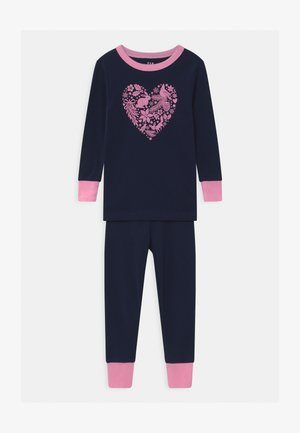 GIRL HEART - Pyjama set - elysian blue