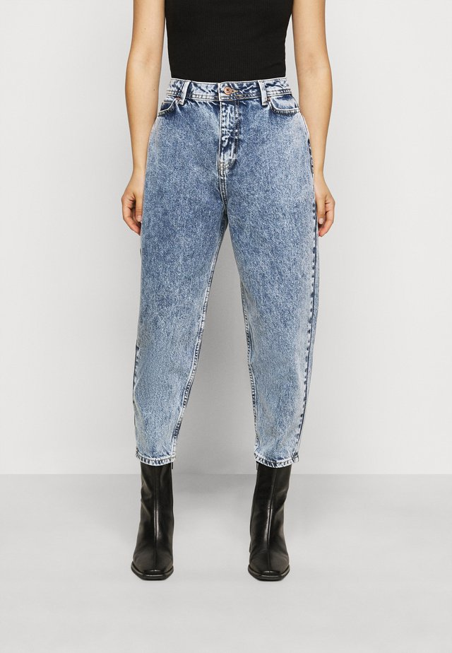 JUNE RELAX  - Jeans relaxed fit - medium blue denim