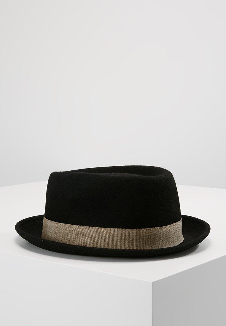 Menil - FIRENZE - Hat - black/beige
