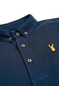 Next - LONG SLEEVE - Polo shirt - dark blue