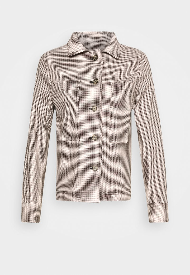 Marc O'Polo - OVERSHIRT - Summer jacket - multicolor