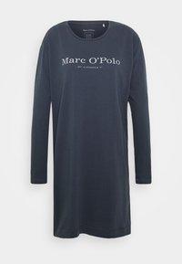 Marc O'Polo - SLEEPSHIRT CREW NECK - Pyjama top - graphit - 4