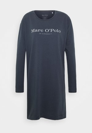 SLEEPSHIRT CREW NECK - Pyjamasoverdel - graphit