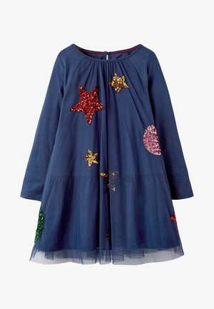 Day dress - schuluniform-navy, sterne