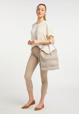 Shopping Bag - light gray