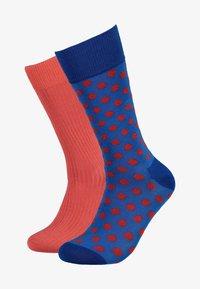 DillySocks - DOPPELPACK - Socks - blue - 0