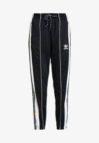 adidas Originals - TRACK PANTS - Pantalon de survêtement - black - 4