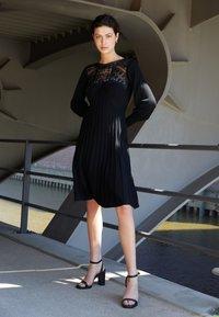 Alberta Ferretti - UNITARD - Cocktail dress / Party dress - black - 2