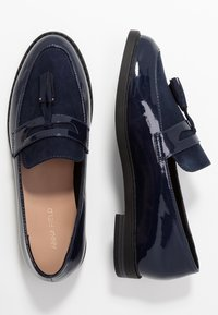 Anna Field - Nazouvací boty - dark blue - 3