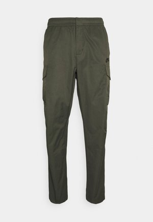 UTILITY PANT - Tracksuit bottoms - sequoia