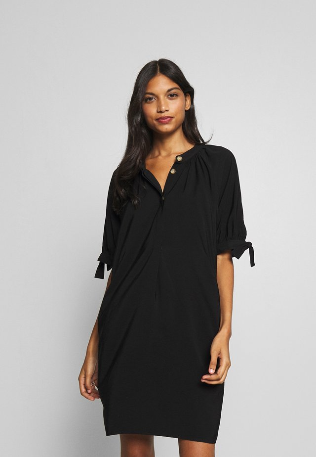 CELESTINE DRESS - Robe d'été - black