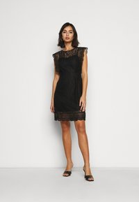 ONLY Petite - ONLEVE DRESS - Cocktail dress / Party dress - black - 1