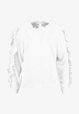 HELLY BLOUSE - Blouse - white