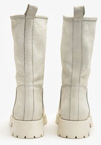 Inuovo - Platform ankle boots - nb bone - 3