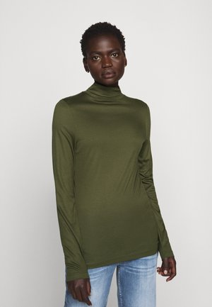 LARNI - Long sleeved top - grün