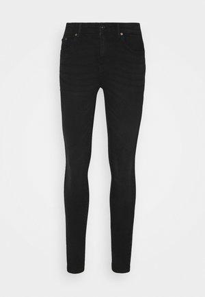 ONLPAOLA LIFE REG - Jeans Skinny Fit - black denim