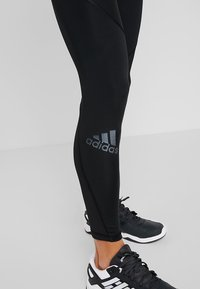 adidas Performance - ALPHASKIN - Leggings - black - 3