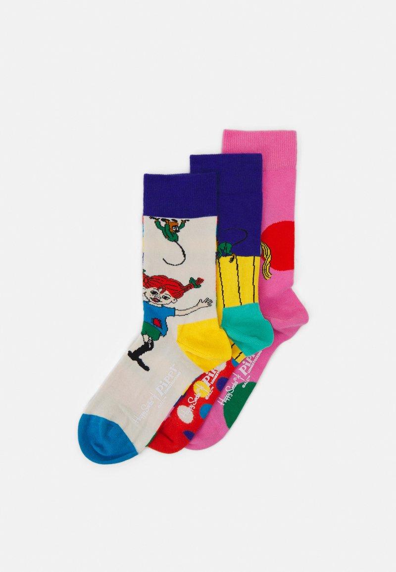 Happy Socks - GIFT SET 3 PACK UNISEX - Socks - multi