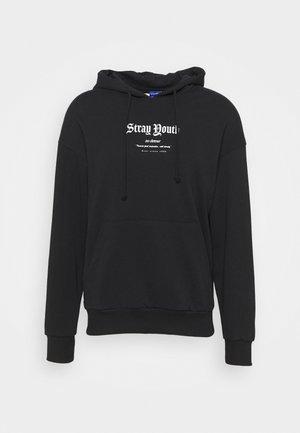JORSTRAY HOOD - Sweater - black