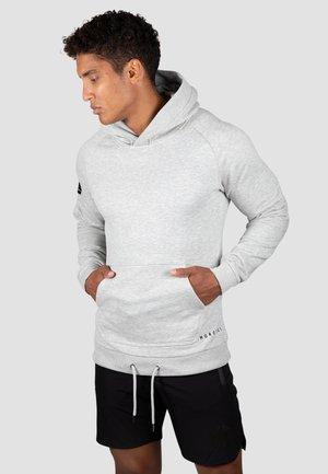 KIMO - Sweatshirt - hellgrau