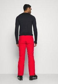 Toni Sailer - SPIKE - Snow pants - flame red - 2