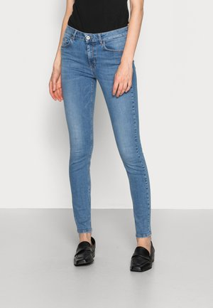 DIVINE  - Jeans Skinny Fit - denim blue colorless