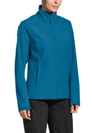 HURRICANE - Soft shell jacket - kingfisher uni