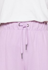 Noisy May - NMMALOU PANTS - Tracksuit bottoms - orchid bloom - 4