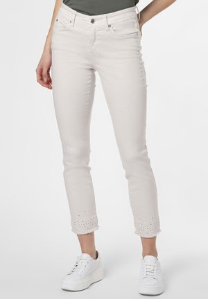 PARLA - Slim fit jeans - beige