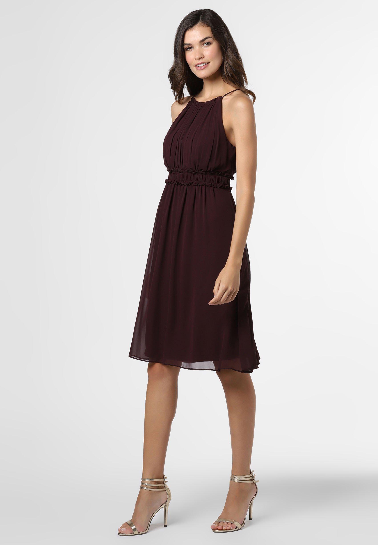 Cocktailkleid/festliches Kleid - aubergine